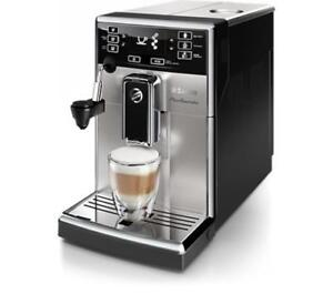 SAECO PICOBARISTO SUPER-MACHINE À ESPRESSO AUTOMATIQUE HD8924/47 PRODUIT REFERBU