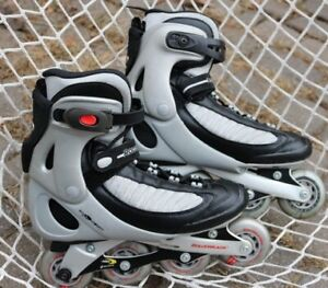 Rollerblades Rollerblade brand KitAlpha men's inline skates size