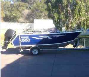 bowrider horizon 515 seabreaze Nerang Gold Coast West Preview