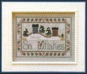 Cross Stitch Little House Needleworks