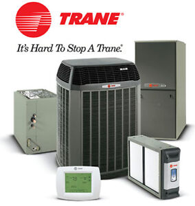 High Efficiency Furnace & Air Conditioner
