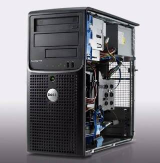 Dell Poweredge T100 Server with Upgrades