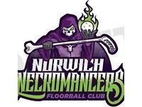 Norwich Floorball Club (Norwich Necromancers)