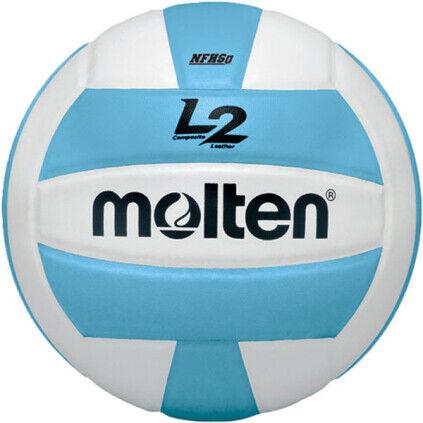 Molten L2 IVU-HS Volleyball - Columbia