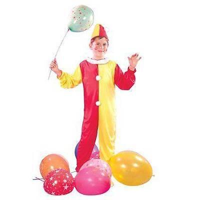 CLOWN KOSTÜM, JUNGEN ZIRKUS, BUCH-WOCHE, GROßE #DE (Kostüme De Clown)
