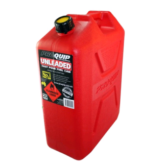 Proquip Jerry Can 20 litre 1 week old x 2