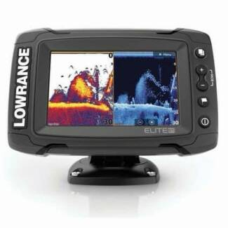 Lowrance® Elite-5 Ti with Structure Scan