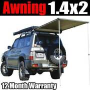 1.4MX2M CAR REAR AWNING ROOF TOP TENT CAMPER TRAILER 4WD 4X4 CAM Wangara Wanneroo Area Preview
