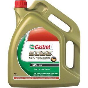 Castrol Edge Diesel DPF Engine Oil - 5W-30, 5 Litre - Super Cheap Auto