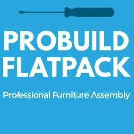 PRO BUILD FLATPACK Furniture Assembly Service | Ikea Flat Pack Builder | Bed & Wardrobe Fitter