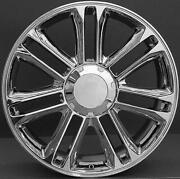22 Factory Escalade Wheels