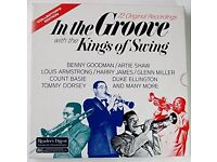 Collector's Edition In the Groove with the Kings of Swing: 72 Original Recordings