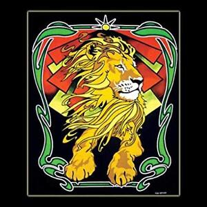 Mighty Lion Tapestry