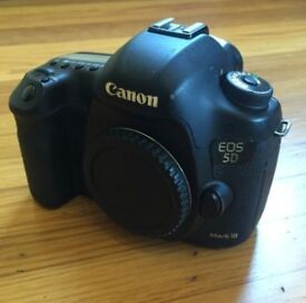 Canon 5D Mark 3 III ***EXCELLENT CONDITION***