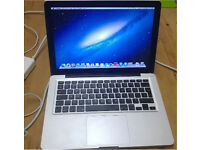 "Apple MacBook Pro 13"" Mid 2012 - OS Sierra - Perfect condition - inc. box and charger"