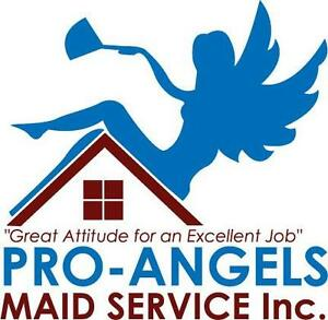 One time, move in/out, renovations & regular cleaning - CALL NOW