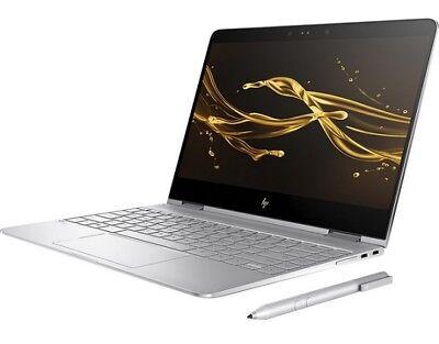 "HP Spectre X360 13-AC075NR Laptop Intel i7-7500U 256GB SSD 13.3"" Touch + PEN"