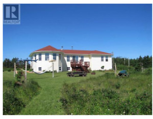 Amazing oceanfront home in Prince Edward Island!