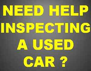 don't buy a used car without inspection, we'll meet you on site
