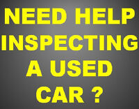 On Site, Mobile, Used Vehicle Inspection ($100-$150)