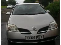 Nissan Primera for sale £700 o.n.o will consider swap