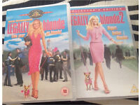 Legally Blonde DVDS