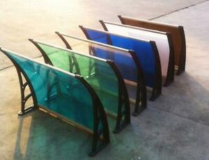 100cm*150cm Polycarbonate Awning For Window 190205