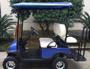Portable Mini Golf Carts - Take it with you where ever you go