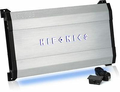 Hifonics 2000 Watt Monoblock Brutus Series Class D Car Amplifier   Brx2000 1D
