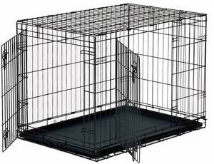 BUDGET 30 inch Collapsible Steel Crate Collapsible Metal Dog Cra Brendale Pine Rivers Area Preview