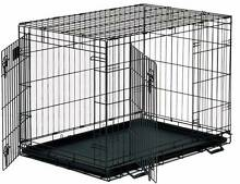 Dog Crate Medium Balmain Leichhardt Area Preview