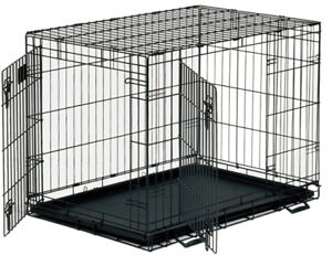 "New Dog Crate Dog Kennel Pet Cage 48""L - $80"