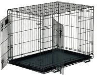 Cage pour chien / Dog crate'Life Stages model 442DD