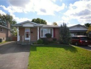 Extended family?? In-Law suite! 3+1Bdrm W. St. Catharines f/rent