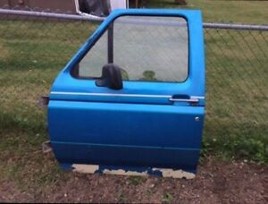I have 2 1995 f150 ford doors