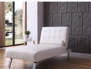 Chaise Lounge. Brand new, still in box