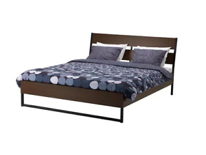 Bed frame & Mattress (Full size) $250