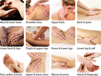 Deep Tissue and Relaxation Massage (in home services)