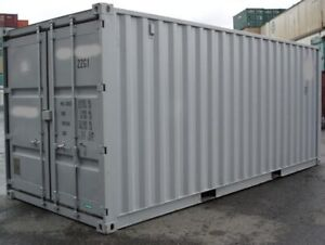 New (1-trip) 40' HC Shipping Containers
