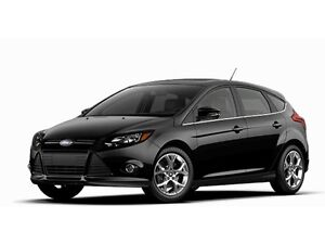 2015 Ford Focus SE Hatchback - Lease Take Over