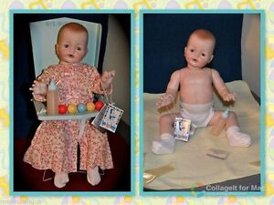 Bye Bye Baby IDEAL 1960's Reproduction Replica EASTER GIFT!!