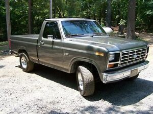 Reward - Seeking short bed ford truck 61-66, 73-79, 80-86