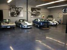 Space needed to store Cars - 12 Cars Fortitude Valley Brisbane North East Preview