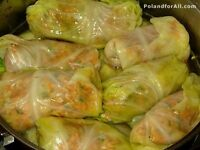 EASTER - FRESH CABBAGE ROLLS - MADE IN PENTICTON