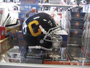 Craig-Morton-autographed-Cal-mini-helmet
