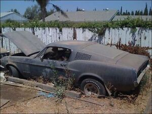 Wanted: 1967 Mustang Fastback Project car (Finders fee available