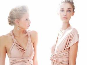 Classic Dress, Blush color, size 10 - 14, twobirds brand Bondi Eastern Suburbs Preview