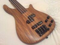 Vintage Fretless Active Bass V940FL