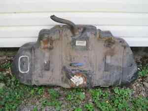Non medal gas tank for a Pontiac Sunfire or Chev Cavalier