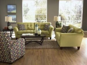 Couch, loveseat + more!!!
